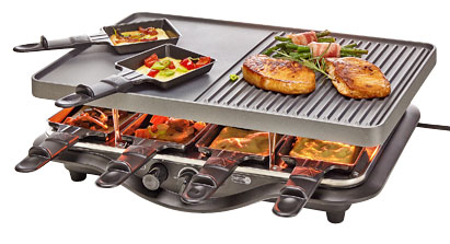 Raclette Grill Switch On 1400W